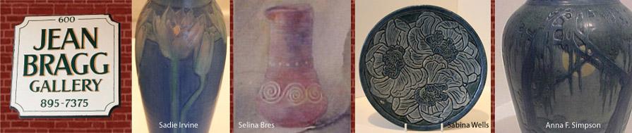 Pottery - Jean Bragg Gallery
